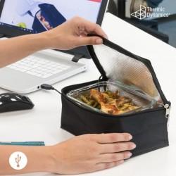 Termotaška na jídlonosič s USB Thermic Dynamics