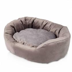 Pelíšek pro psa a kočku Ecopuf - ROXY - plyš amore