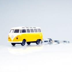 Přívěsek na klíče s LED svetlom - dodávka VW