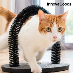 Škrabadlo pro kočky s masážním obloukem Innovagoods Home Pet