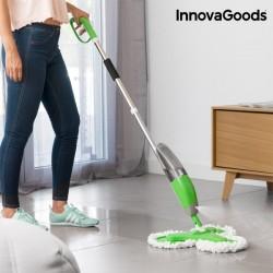 Innova Goods TRIPLE DUST mop se sprejem