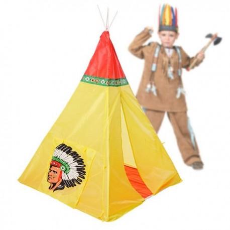 Dětský indiánský stan