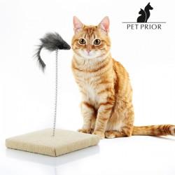 Škrabadlo pro kočky s myší PET PRIOR