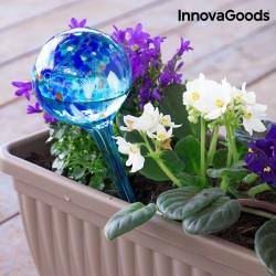 AQUA GLOBES - dekorace a samočinný zavlažovač květů