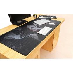 Podložka na stůl - Mapa světa - 30x80x2cm