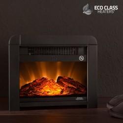 Elektrický slídový krb Eco Class Heaters EF 1200 W