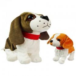 Chodící a štěkající interaktivní pes