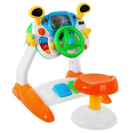 interaktivní auto simulátor pro malé děti