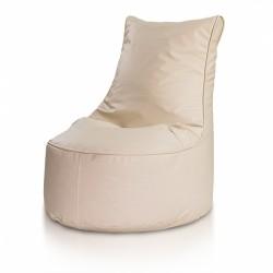 Sedací vak ECOPUF - SEAT S - ekokůže