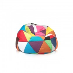 Sedací vak Ecopuf - SAKWA M polyester barevný