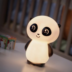 Malá noční LED lampička - Panda