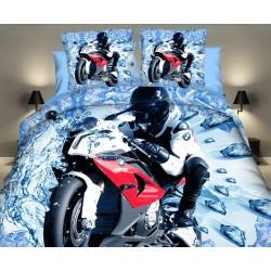 1193/5000 Povlečení 3D motorka č.8 140x200