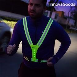 Reflexní postroj s LED pro sportovce INNOVAGOODS