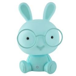Noční lampička králík s brýlemi SA0546