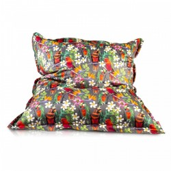 Sedací polštář Ecopuf - Pillow M JUNGLE