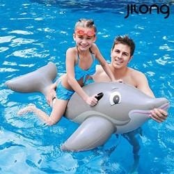 Nafukovačka delfín 152x90cm
