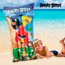 96104 Nafukovací lehátko Angry Birds Bestway