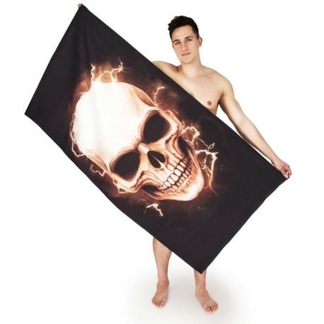Funny ručník lebka