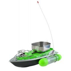 RC Zavážecí rybářská loď zelená