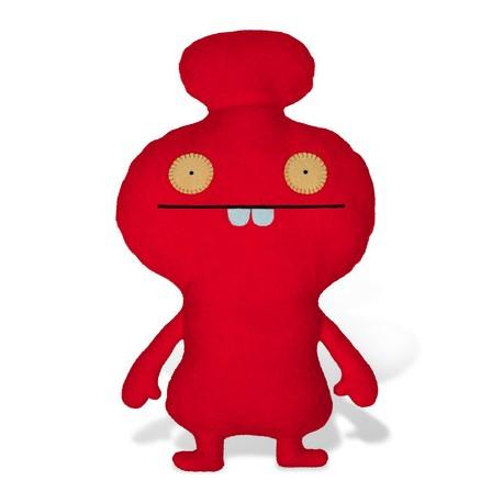 DR Plyšové hračky Ugly Dolls 18cm Červená