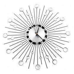 Nástěnné hodiny CRYSTAL 50cm