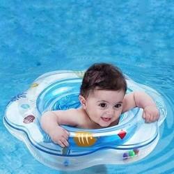 Plavací kruh pro nejmenší 47x25cm
