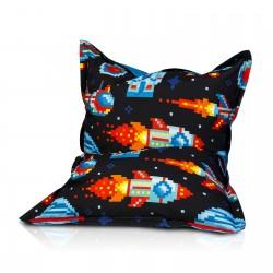 Sedací polštář Ecopuf - Pillow MODERN KIDS polyester