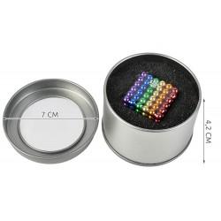 Magnetické kuličky 216ks, 3mm