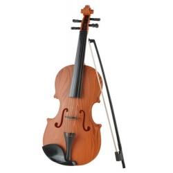Dětské housle se smyčcem