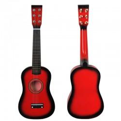 Dětská dřevěná kytara 54cm