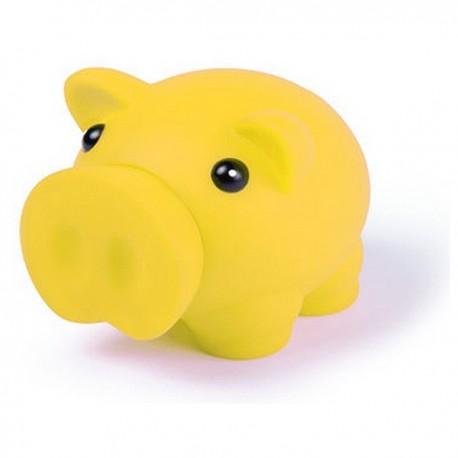 Pokladnička LITTLE PIG Žlutá
