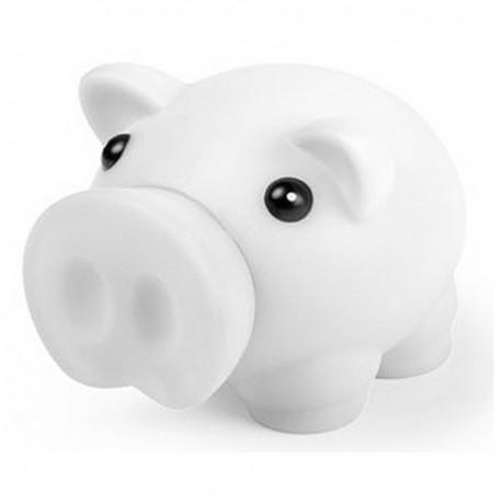 Pokladnička LITTLE PIG Bílá