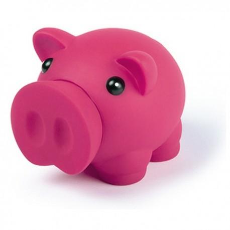 Pokladnička LITTLE PIG Fialová