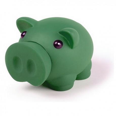 Pokladnička LITTLE PIG Zelená