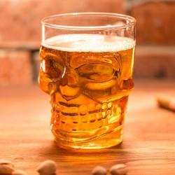 Půllitrový pohár lebka Doomed 0,5l