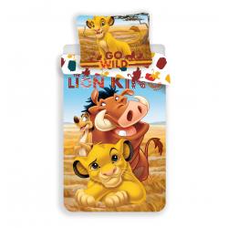 Dětské povlečení 140x200 Lví král