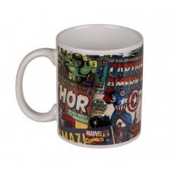 Keramický hrnek Marvel Comics - 325 ml