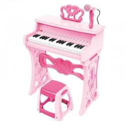 Elektrický klavír s mikrofónom - 37 klávesov