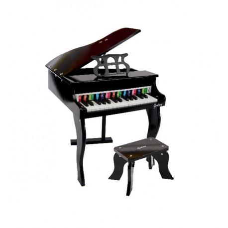Exkluzivní dětské piano - Onshine Černá