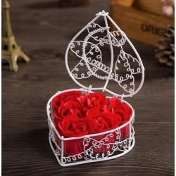 Růže do koupele v elegantním balení