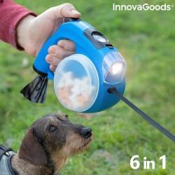 Samonavíjecí vodítko pro psy 6v1