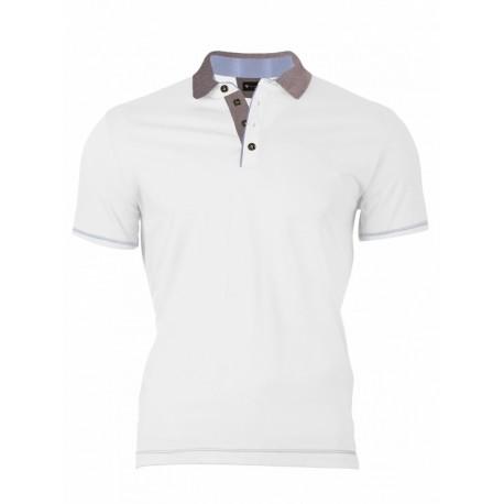 Pánské Polo tričko bílé VS-PO 1916