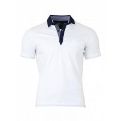 Pánské Polo tričko bílé VS-PO 1901