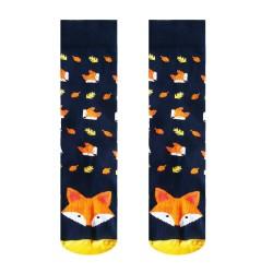 Veselé ponožky HESTY - Lišák