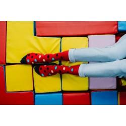 Veselé ponožky HESTY - Bordobodka