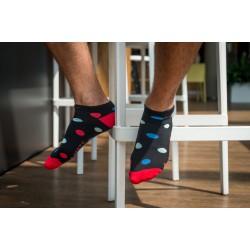 Veselé ponožky HESTY - Guľkáč