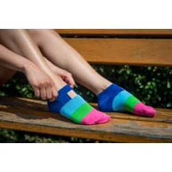 Veselé ponožky HESTY - Nanučik kotníkové