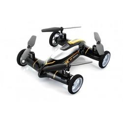 Unikátní dron 2v1