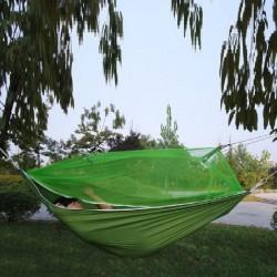 Hamak Camping s pláštěnkou 210X140cm