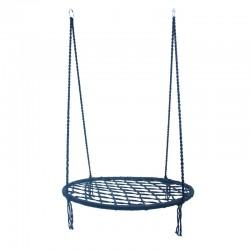 9708 Kruhová houpací síť čapí hnízdo 80 cm